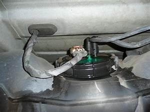 Leak On Top Of Fuel Pump