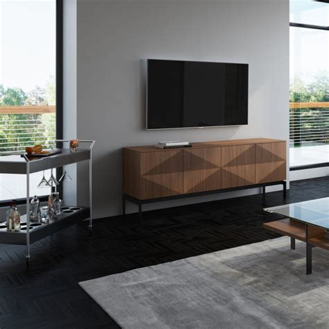 oak kitchen cabinets for modern media consoles tv stands and home theater 7128