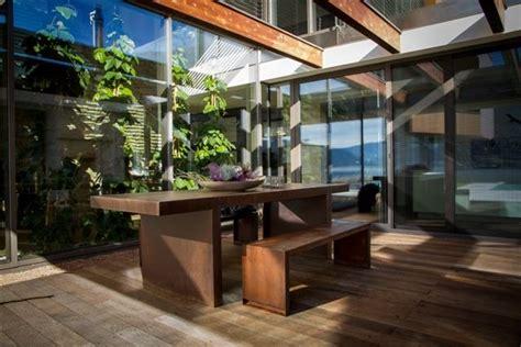 il giardino di corten tavolo efeso in corten il giardino di corten