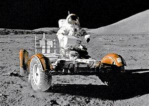 Lunar Roving Vehicle, 3D card - Authentic Maps | Map Stop | Top maps at a reasonable price in ...