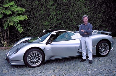 Horacio pagani is an italian argentine businessman and engineer in the automotive industry. Pagani Zonda, Born From Lamborghini's Short-Sightedness ...