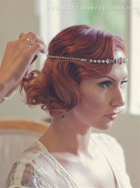 20s Inspired Hairstyles by 54 Best Hairstyles Images On Hair Dos Wedding