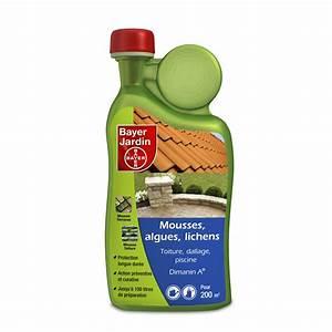 Anti Mousse écologique : antimousse s lectif bayer 1 l leroy merlin ~ Edinachiropracticcenter.com Idées de Décoration