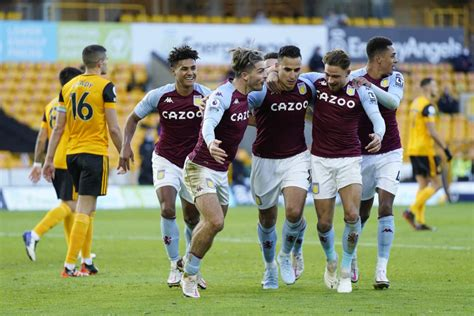 Head to head statistics and prediction, goals, past matches, actual form for premier league. Aston Villa Players Rated In Last-Gasp Victory Vs Wolves ...