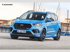 Scoop Ford Kuga RS VROOMbe