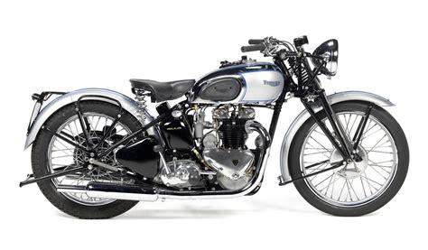 1939 Triumph Tiger Motorcycle