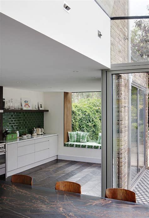 Sitzfensterbank In Küche  @ Home  Pinterest Haus