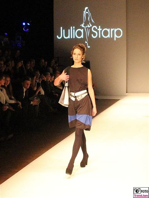 Julia Starp - Design aus Hamburg mit Modenschau und OTTO ...