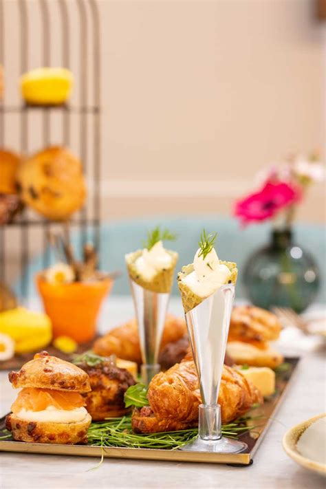 afternoon tea french affaire