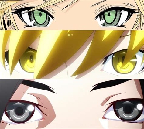 Anime Eye Reflection Anime Production What Are The Highlights In Called
