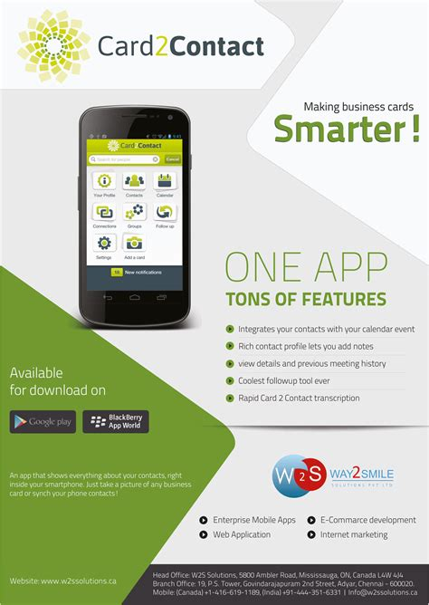 android app marketing android apps development company in canada way2smile