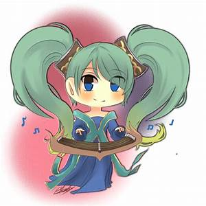 .: LOL :. Sona Chibi by BloodyCath on DeviantArt