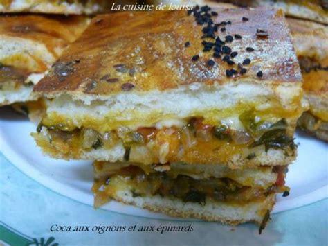 coca recette cuisine recettes de coca algerien