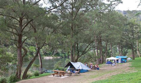 platypus flat campground nsw national parks