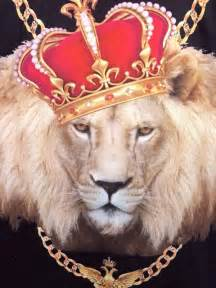 Kings Crown with Lion
