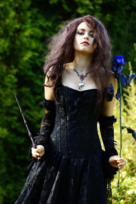 All That Cosplay Harry Potter Evil Witch Bellatrix