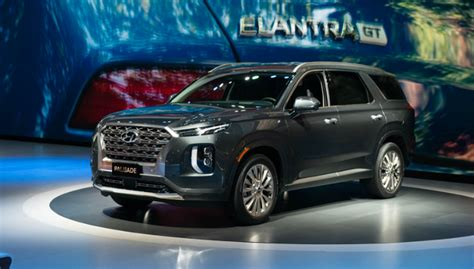Hyundai Suv 2020 by 2020 Hyundai Palisade Suv Review Ratings Specs Price