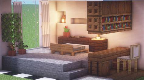 minimalist room detailcraft minecraft bedroom easy minecraft houses minecraft interior design