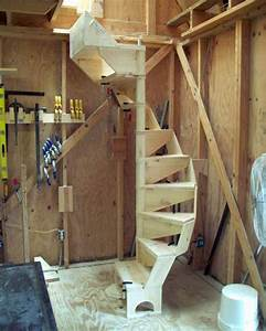 Spiral, Staircase, Plans, Simple, Design, Easy, To, Build