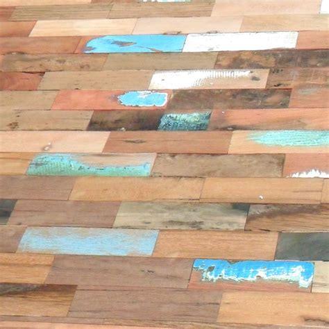 bureau fer et bois bureau industriel fer dépoli et lattes de bois de bateau