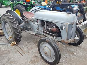 1942 Ford 9n Tractor