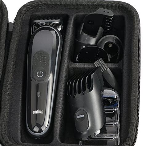 khanka hard travel case replacement  braun bt bt multi