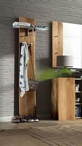 Garderobe Holz Weiß : garderobe loca ~ Frokenaadalensverden.com Haus und Dekorationen