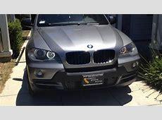 BMW X5 E70 Angel Eyes LED Comparison YouTube