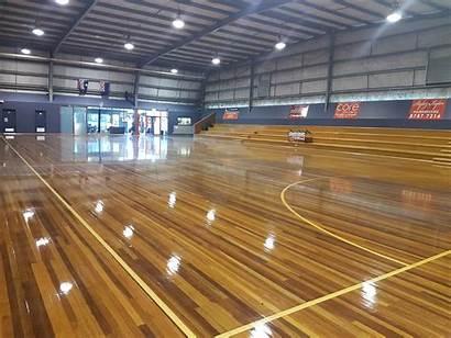 Stadium Facility Netball Indoor Frankston Facilities