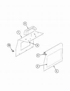Center Panel Assembly Diagram  U0026 Parts List For Model