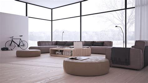inspiring minimalist interiors with low profile furniture
