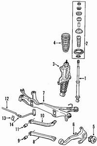 Rear Suspension For 2003 Saturn L200