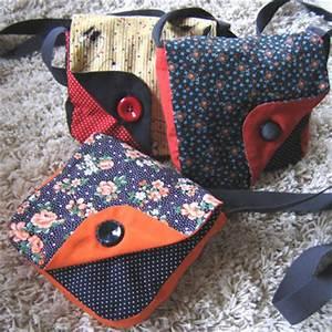 Création Avec Tissus : r cup 39 et cr ation vive les petits sacs en tissus doubitchka ~ Nature-et-papiers.com Idées de Décoration