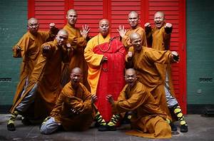 Pictures  World Famous Shaolin Monks Come To London U0026 39 S