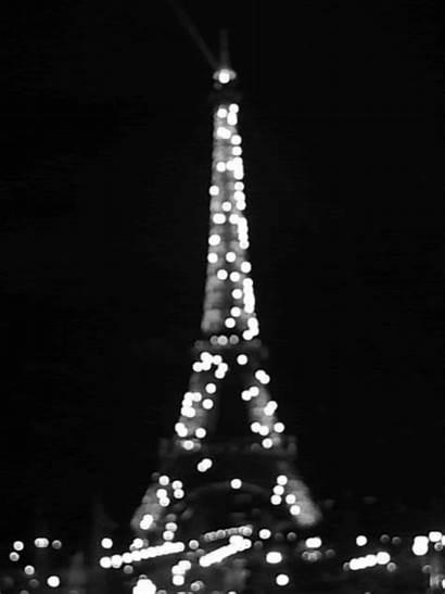 Sparkling Eiffel Tower Lights