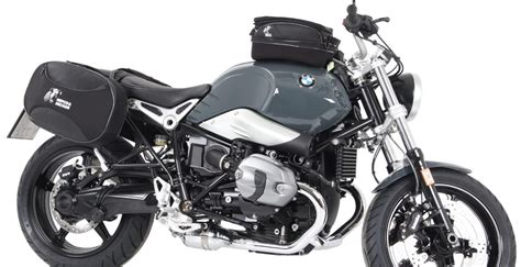 Bmw R Nine T Pure Motorcycle Accessories And Luggage Hepco