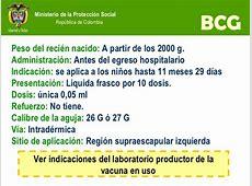 Esquema De Vacunacion Actualizado 200810