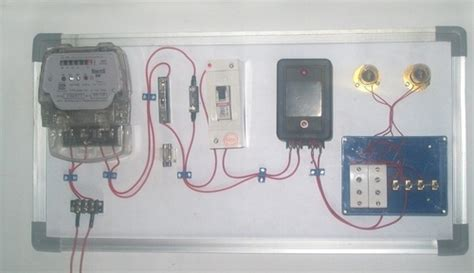 house wiring kit view specifications details by elmo instruments industries ambala id