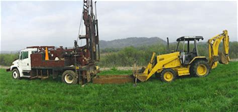 environmental  geotechnical drilling companies