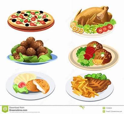 Clipart Alimento Dish Dishes Pratos Piatti Dell
