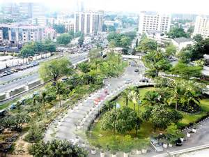 New Lagos City Nigeria