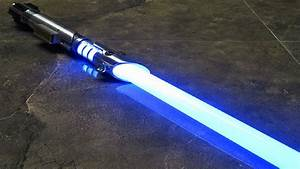 Glowing foam lightsabers: All the fun, none of the fear ...  Lightsaber