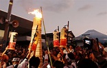 4 Incredible Summer Fire Festivals   All About Japan