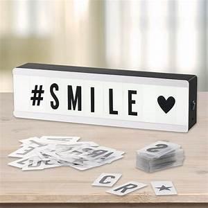 Led Buchstaben Box : mini led lightbox mit buchstaben 100 tlges set leuchtschild ~ Sanjose-hotels-ca.com Haus und Dekorationen