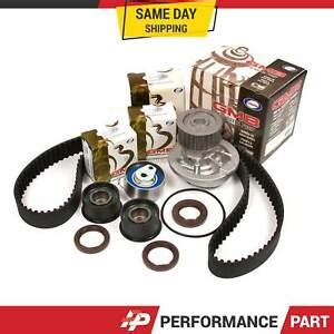 Timing Belt Tensioner Kit Gmb Water Pump Suzuki Reno