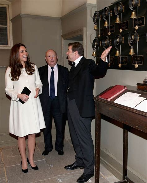 princess catherine visits set  downton abbeylainey