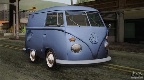 vw t1 volkswagen t1 for gta san andreas