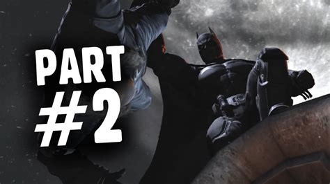 Arkham Origins Walkthrough Gameplay Part 2