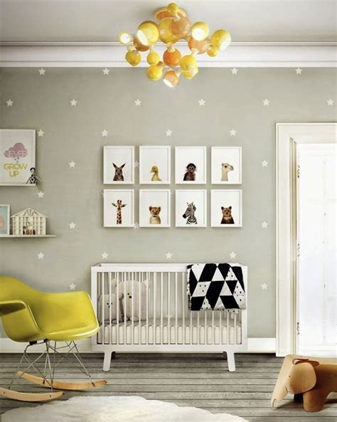 10 Adorable Baby Nursery Color Schemes For Your Baby's
