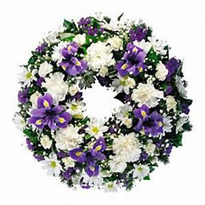 Sympathy Wreath - Florist Choice